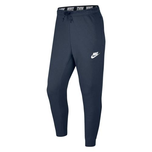 Nike Advance 15 Jogger trainingsbroek heren blauw Nike Tenniskleding heren